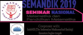 Seminar Nasional Matematika dan Pendidikan Matematika 2019